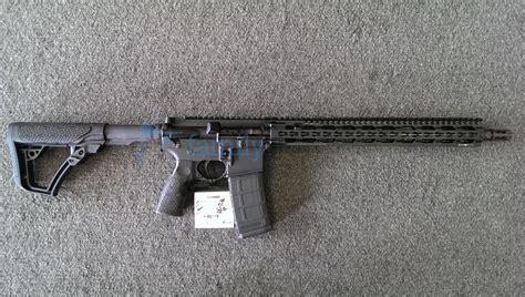 Daniel Defense 145 M4 Carbine Steel cz scorpion evo 3 s1 carbine 9mm 16 2 quot threaded barrel 1 2x28 thread pitch f family