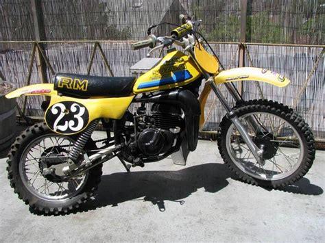 1980 Suzuki Rm80 1980 Suzuki Rm80 Bikes