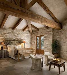 exposed beams a rustic flavor 20 suggestions of how to expose beams