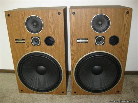 vintage pioneer cs g403 floor speakers best price