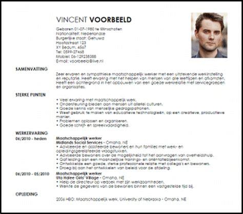 Een Goede Sollicitatiebrief 2 Voorbeelden Jobat Be sollicitatiebrief maatschappelijk werker voorbeeld cv