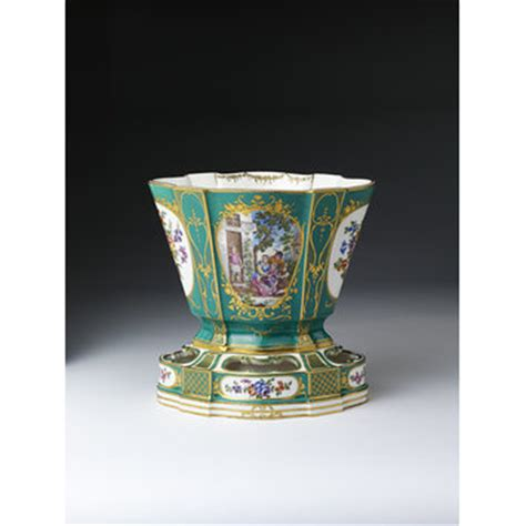 Flower Vase Stand by Flower Vase And Stand Vielliard Andr 233 Vincent P 232 Re V A Search The Collections