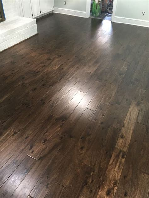 palmetto road knotty acacia 5 quot engineered hardwood