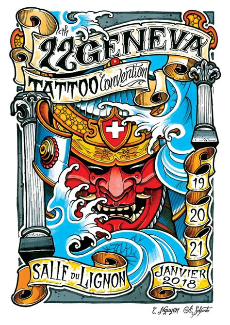 tattoo expo houston 2018 international tattoo convention of geneva