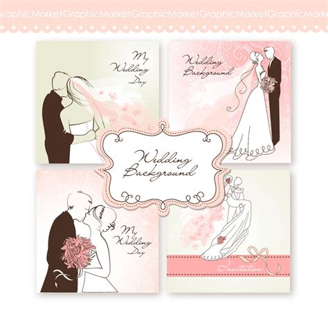 custom printable wedding invitations card templates