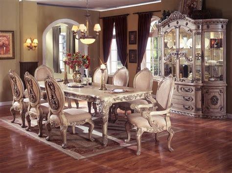 Fancy Dining Table Set A M B Furniture Design Dining Room Furniture