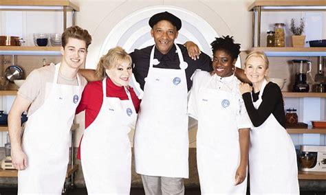 celebrity masterchef contestants list celebrity masterchef viewers claim they don t recognise