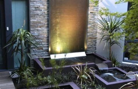 Waterfall Design Ideas by Home Waterfall Design Ideas Beautiful Homes Design