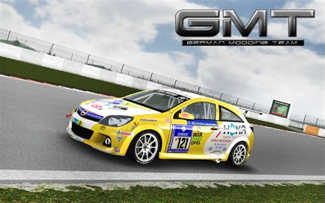 opel astra touring car vln 2009 by gmt opel astra previews virtualr net sim