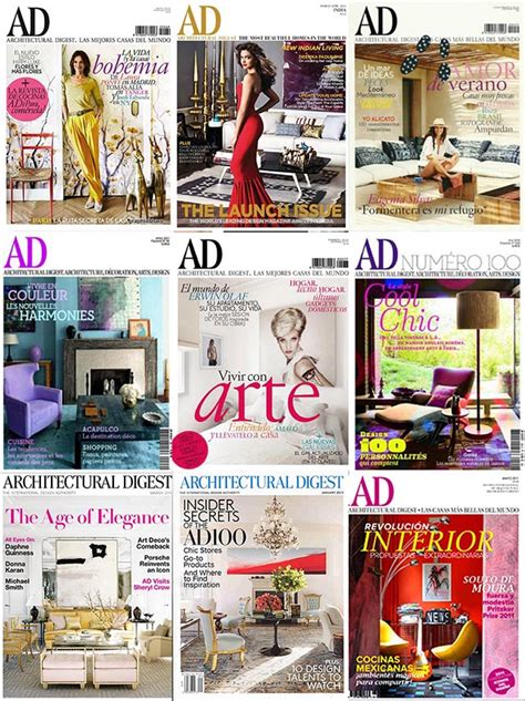 Design Digest Magazine | best interior design magazines architectural digest