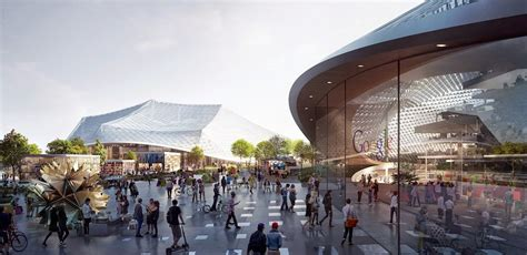 design for new google headquarters google s new headquarters design takes transparency to new