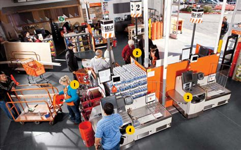 home depot innovates customer checkouts fast company