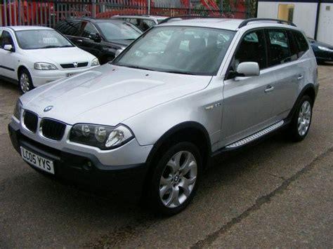 bmw used used 2005 bmw x3 4x4 3 0i sport 5dr auto petrol for sale