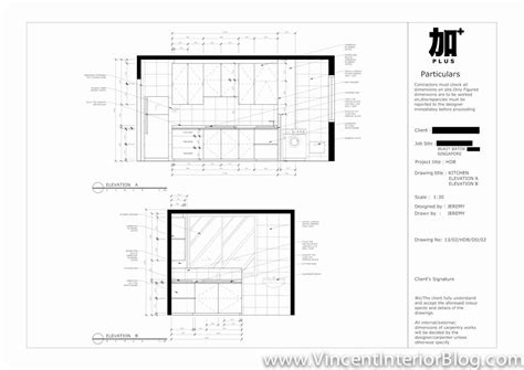floor plan detail drawing resale 3 room hdb renovation kitchen toilet by plus