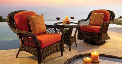 types of wicker furniture carolina casual outdoor furniture of all types you ll
