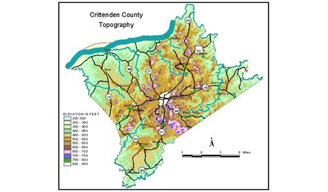kentucky groundwater map groundwater resources of crittenden county kentucky