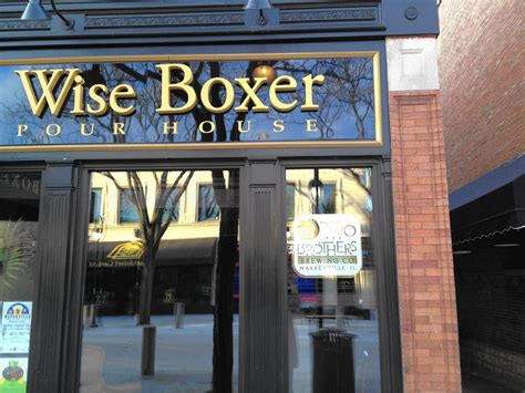 wise boxer pour house two brothers in talks with city to replace wise boxer downtown naperville sun