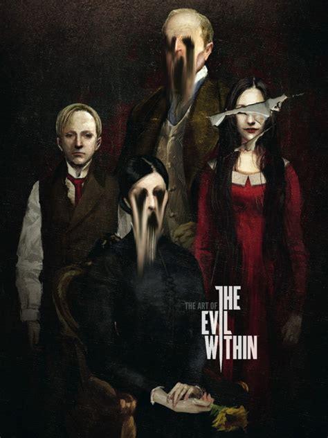 libro the evil within 2 primeras im 225 genes del libro de arte de the evil within hobbyconsolas juegos