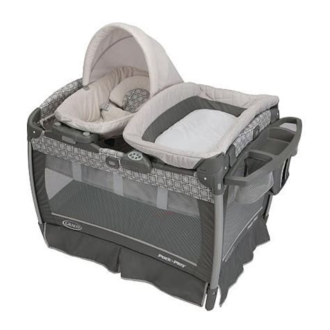 graco pack n play changing table sold separately best 25 crib with changing table ideas on