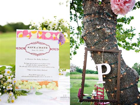 Outdoor Baby Shower Decorating Ideas by A Backyard Baby Shower The Sweetest Occasion