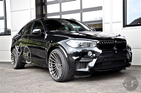 bmw x6 m tuning by hamann