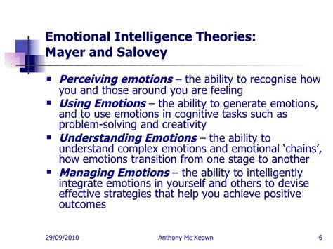 on simple truths about a complex emotion philosophy in books emotional intelligence leadership skills anthony mc keown