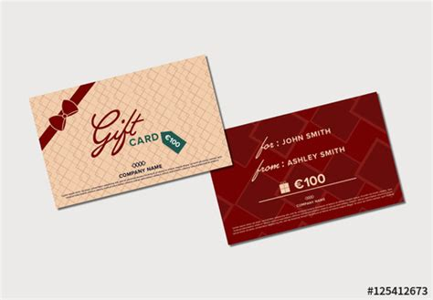 stin up gift card holder template gift card holder mockup buy this stock template and