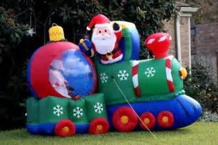 christmas outdoor inflatables with image 183 emailcash