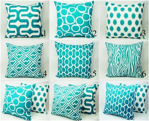 teal couch covers teal couch pillow covers turquoise pillow covers