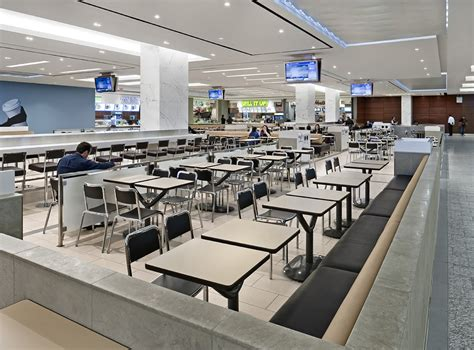 corporate food court design pappas design studio