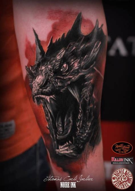 wicked cool tattoos 25 best ideas about smaug on hobbit