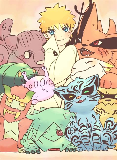 ladari fan and the tailed beasts