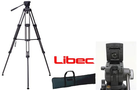 Tripod Libec 650 libec th650dv