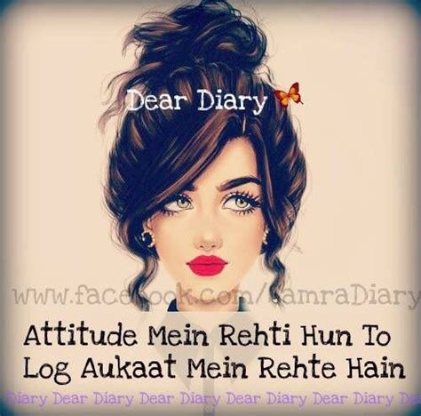 girl attitude shayari in hindi 17 best images about quotes on pinterest attitude quotes