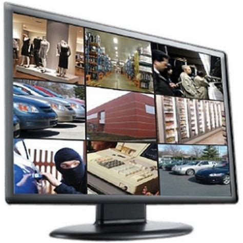 Monitor Lcd Untuk Cctv everfocus 22 quot lcd hd monitor for cctv