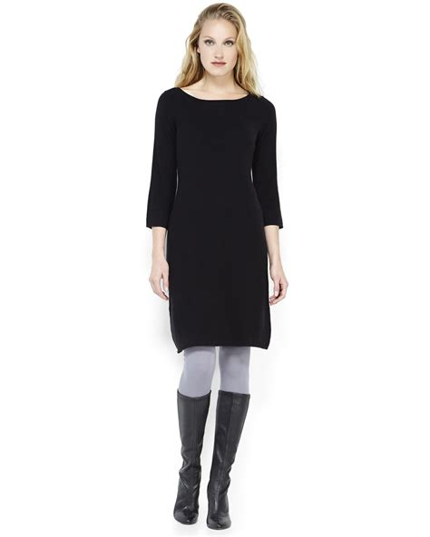 Casmire Dress by Black Sweater Dress Sweater