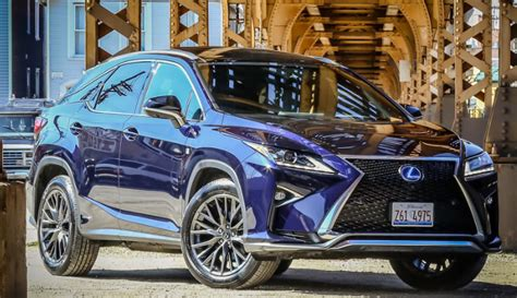 2020 lexus rx hybrid 2020 lexus rx hybrid rating review and price car review