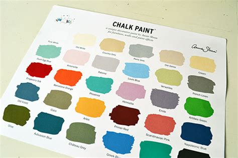 sloan color chart 2013 just b cause