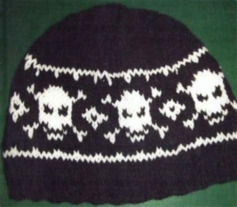 knitting pattern skull scarf free knitting patterns skull and crossbones knitting pattern
