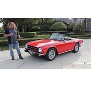 1975 Triumph TR6 Classic Muscle Car For Sale In MI Vanguard Motor
