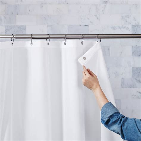 Best Way To Clean Shower Curtain by Best Way To Clean Shower Curtain Thecarpets Co