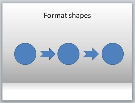 How To Format A 3d Sphere In Powerpoint Powerpoint Free Powerpoint Shapes