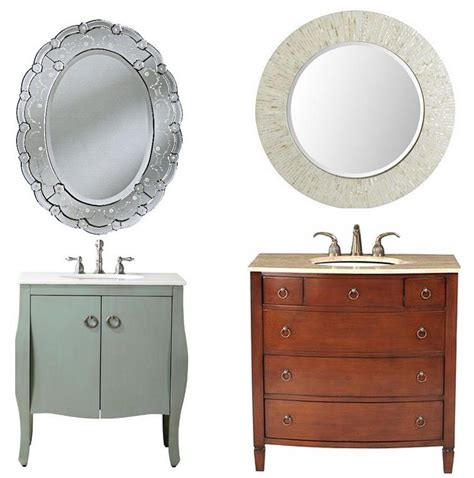 Vanity Combo With Mirror by Bathroom Vanity And Mirror Combo Home Design Ideas