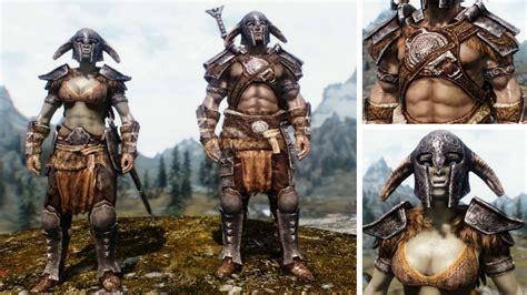 skyrim hothtrooper44 armorcompilation иммерсивная броня immersive armors броня одежда