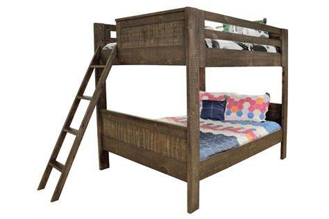 bunk bed ladders for sale walnut bunk bed with ladder at gardner white