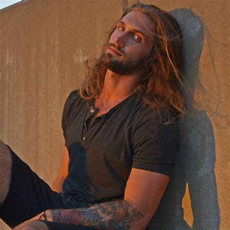 william tattoo you instagram 17 best images about hot guys with long hair on pinterest