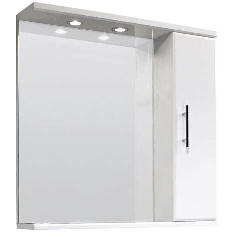 inset bathroom mirror illuminated high gloss white bathroom mirror vanity