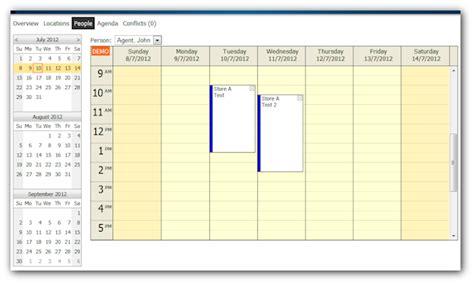 P Calendar Onchange Event Shift Scheduling Tutorial Asp Net Sql Server C Vb Net