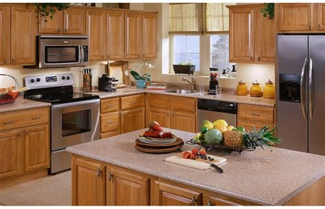 Kitchens With Light Oak Cabinets Kitchen Image Kitchen Bathroom Design Center