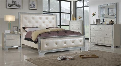 mirrored furniture bedroom set remodelling your home wall decor with wonderful luxury